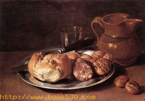 Still-Life 1750s