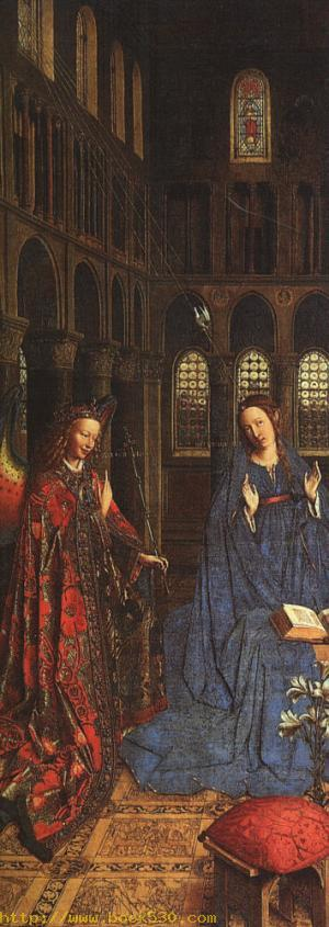 The Annunciation, 1425-30