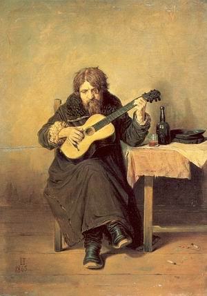 The Bachelor Guitarist 1865