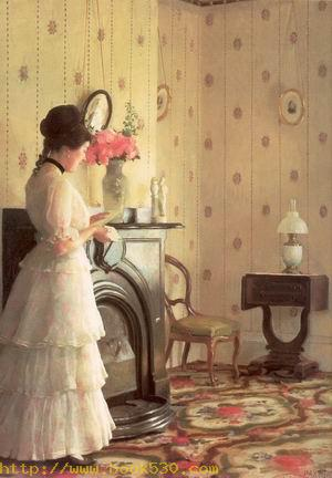 The Front Parlor 1904