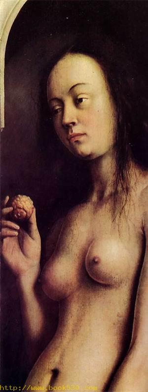 The Ghent altarpiece (Detail of Eve) 1432