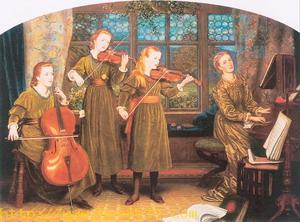 The Home Quartet 1882-83