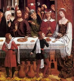 The Marriage at Cana (detail) 1495-1497