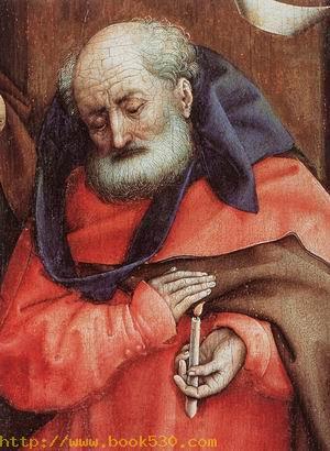 The Nativity (detail) 1425