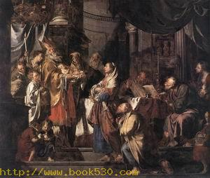 The Presentation in the Temple 1767