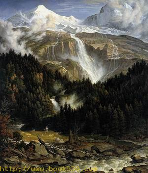 The Schmadribach Falls 1821-22