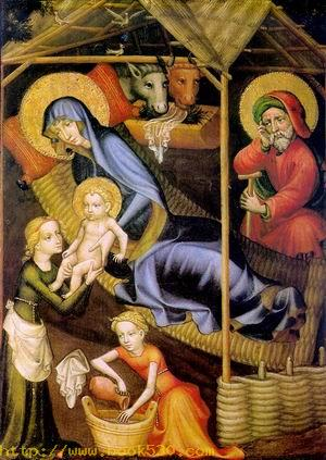 The Nativity c. 1400