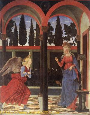 Annunciation 1447