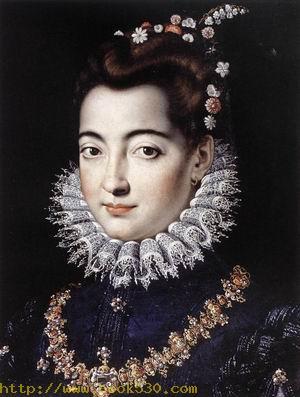 Portrait of a Lady 1570s
