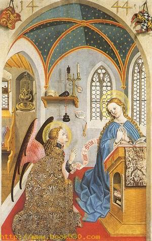 The Annunciation 1444