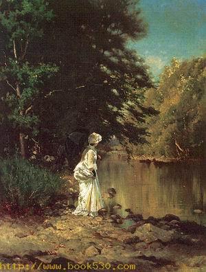Anna Parton 1880