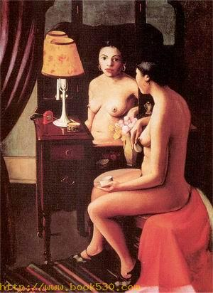 Brown Girl (After the Bath) 1931