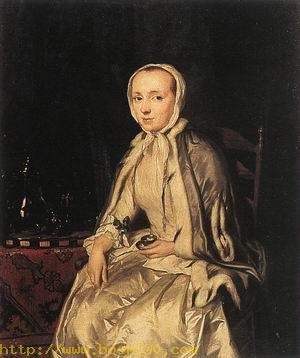 Elizabeth Troost c. 1758