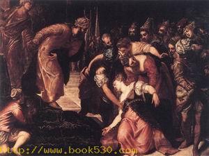 Esther before Ahasuerus 1547-48