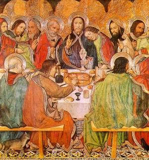 Last Supper, after 1450