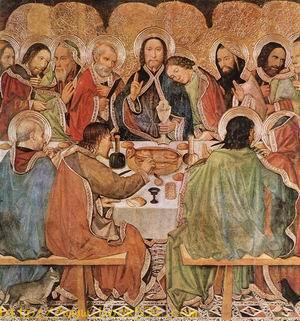 Last Supper c. 1470