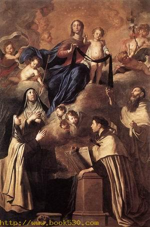 Our Lady of Mount Carmel 1641