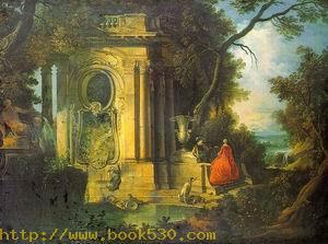 Park Scene 1730s