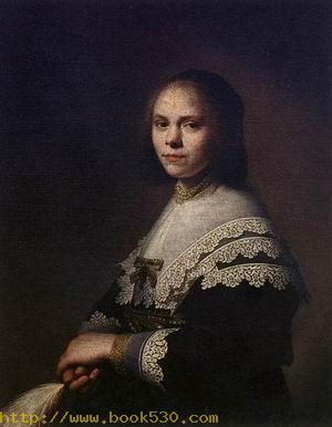 Portrait of a Woman 1640-41