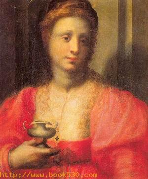 Portrait of a Woman Dressed as Mary Magdalen