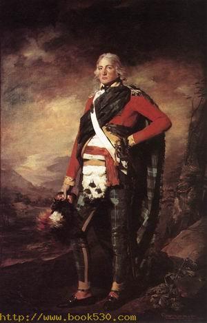 Portrait of Sir John Sinclair