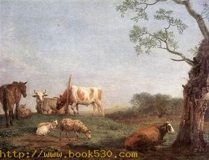 Resting Herd 1652