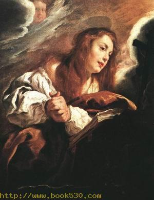 Saint Mary Magdalene Penitent 1615