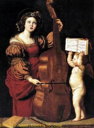 St Cecilia 1617-18