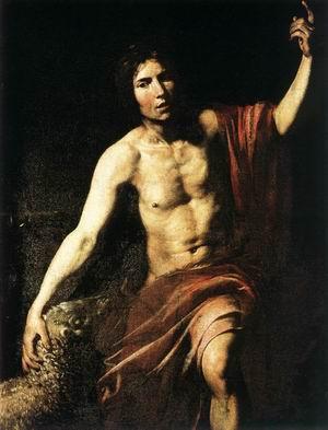 St John the Baptist 1628-30
