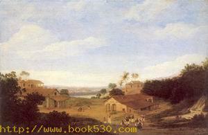 Sugar Plantation, Brazil 1659