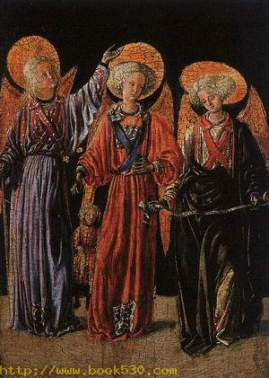 The Archangels with the Young Tobias 1440