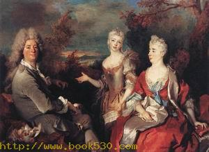 The Artist and his Family c. 1710