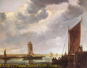 The Ferry Boat 1652-55