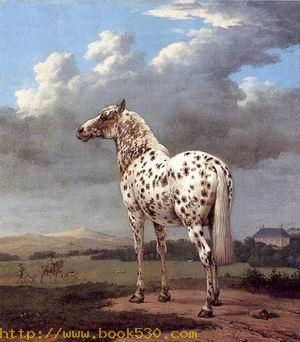 The Piebald Horse 1650-54