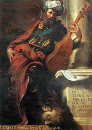 The Prophet David 1530