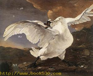 The Threatened Swan before 1652