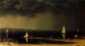 Thunder Storm on Narragansett Bay 1868