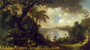 View from Fern-Tree Walk, Jamaica c.1870