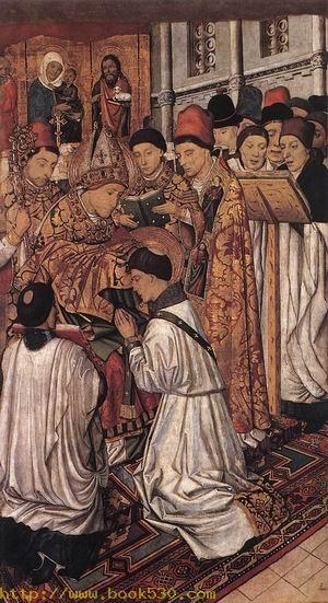 Vinzenz Altarpiece c. 1458