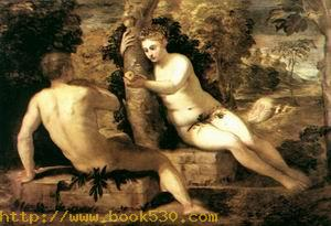 Adam and Eve c. 1550