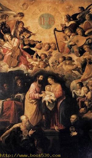 Adoration of the Name of Jesus 1604-05