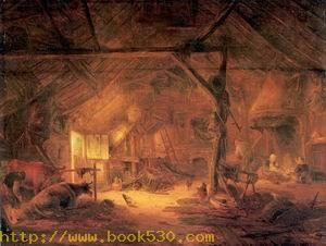 Barn Interior 1645
