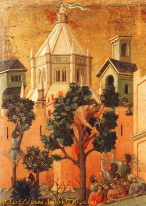 Entry Into Jerusalem(detail)
