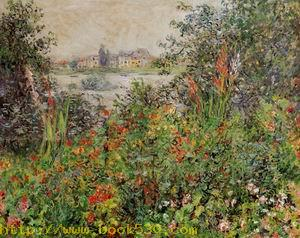 Flowers at Vetheuil 1881