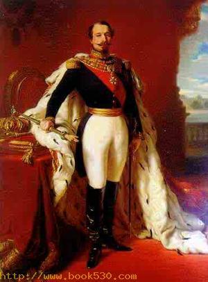 Franz Xaver Winterhalter. Emperor Napoleon III. c. 1852