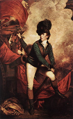 General Sir Banastre Tarleton 1782