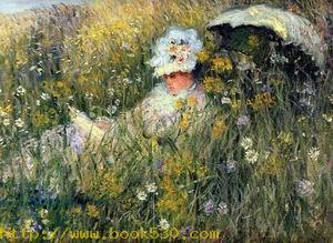 In the Meadow (detail) 1876
