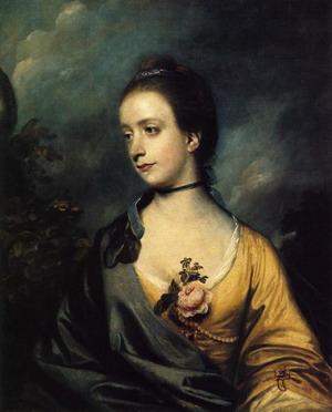 Miss Thorold. 1759.