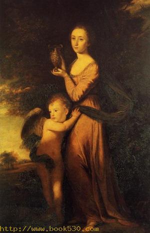 Mrs Crewe. 1760-61.