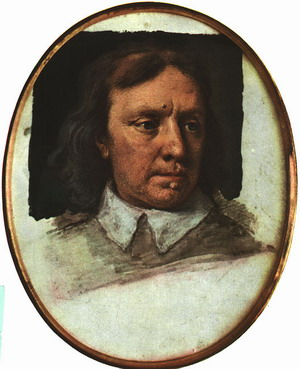 Portrait of Oliver Cromwell, 1657